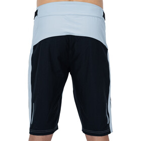 Cube Teamline Baggy Shorts Herren grey´n´black